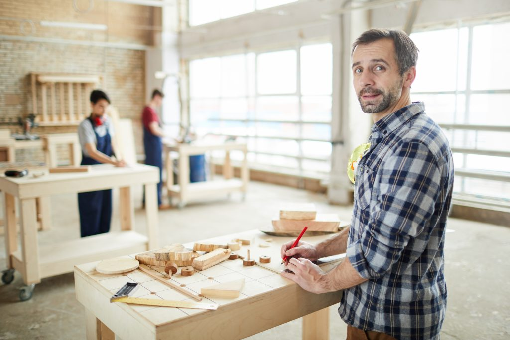 Mature Carpenter
